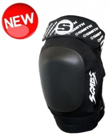 Smith Scabs Elite II Black/ Black Knee Pads
