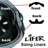 S1 Helmet Liners - Black Terry Cloth
