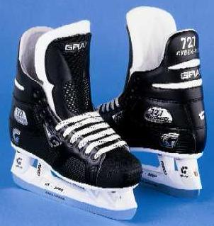 Graf 727 Cyber Flex Ice Hockey Skates