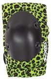 Smith Scabs Elite Elbow Leopard Green Pads