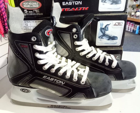 Easton Stealth S3 Hockey Skates Size 12 (LAST ONE)