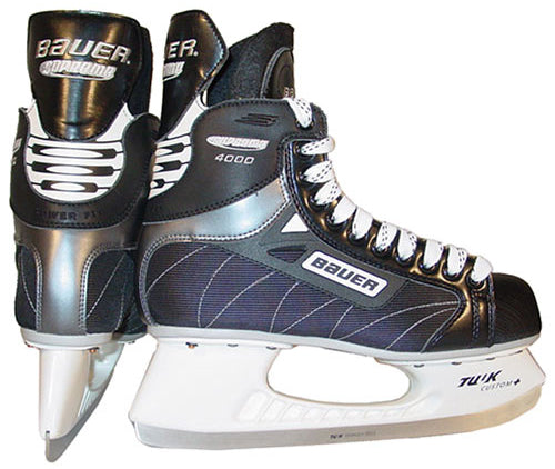 Nike Bauer Supreme 4000 Ice Hockey Skates 13 | US 14.5 | Eu 49