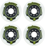 Powerslide Spinner Wheels 4 Pack