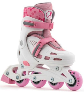 SFR Spirit Adjustable Girls Inline Skates
