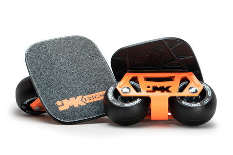 JMKRIDE - Complete Set - Black/Orange