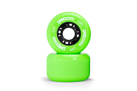 Classic Wheels - set of 2 - Green