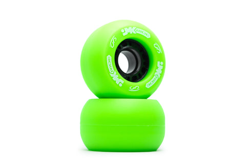 JMKRIDE - Green Proformance Wheels - ***Half Set - 2 Wheels