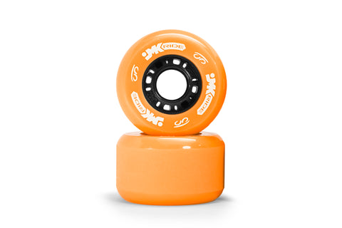 Classic Wheels - set of 2 - Orange