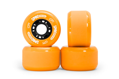 Classic Wheels - set of 4 - Orange