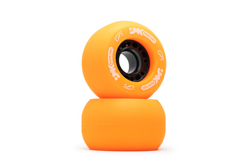 JMKRIDE - Orange Proformance Wheels - ***Half Set - 2 Wheels