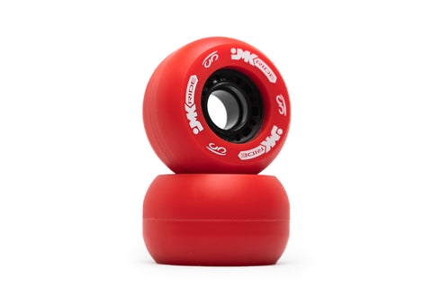 JMKRIDE - Red Proformance Wheels - ***Half Set - 2 Wheels
