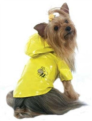 Bee Raincoat is all the Buzz for Spring Showers