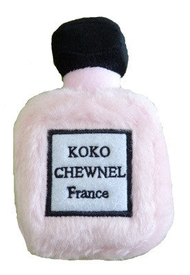 Koko Chewnel Plush Dog Toy