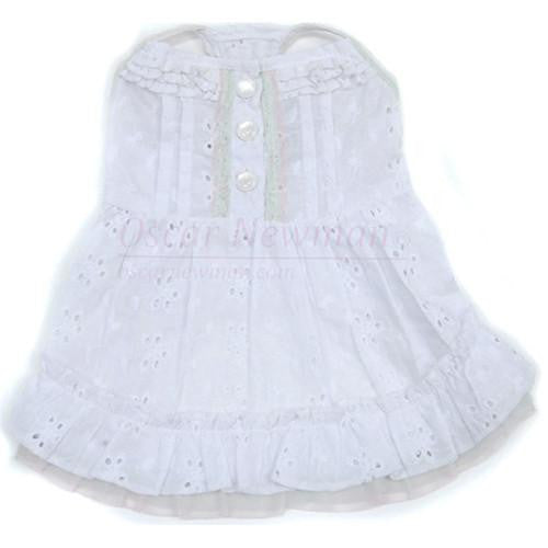 Angel In Disguise ~Eyelet Sundress