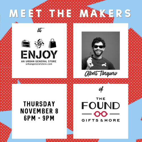 Meet The Makers - Albert Tanquero of The Found
