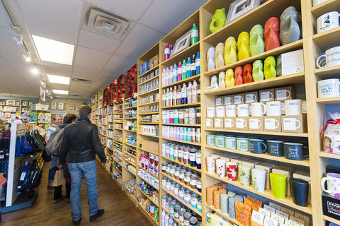 Enjoy, An Urban General Store, in Lincoln Square. | Tyler LaRiviere/Sun-Times
