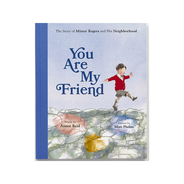 Default You Are My Friend Book Abrams Book - Children