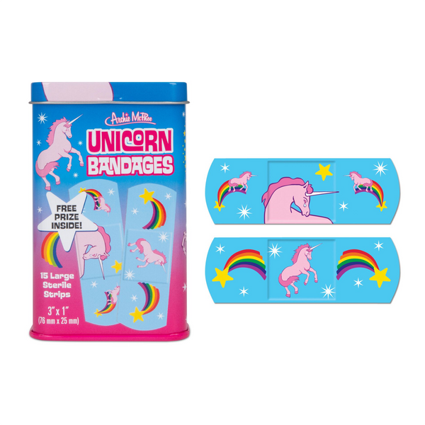 Enchanted Unicorn Bandages Accoutrements Bandages & Band-Aids