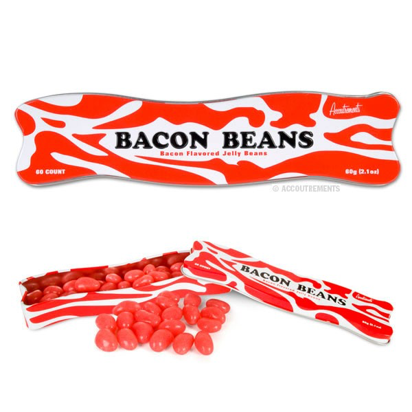 Bacon Jelly Beans Candy Accoutrements Candy & Gum