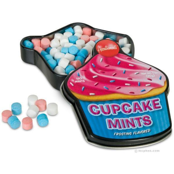 Cupcake Mints Accoutrements Candy & Gum