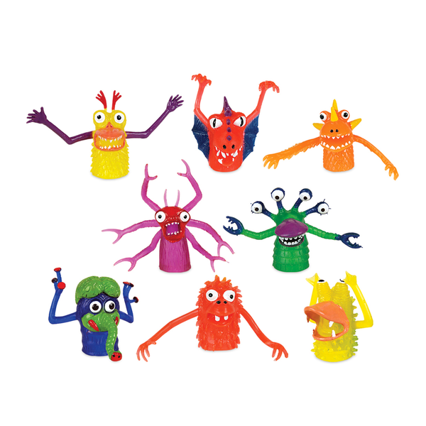 Finger Monster Finger Puppets Accoutrements Finger Puppets