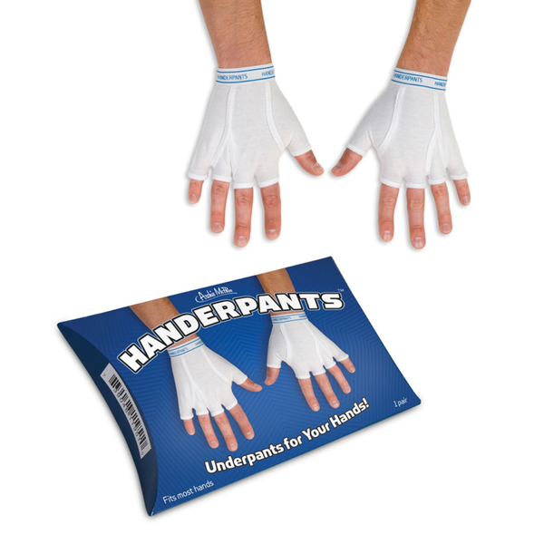 Accoutrements Gag Gifts Handerpants Underwear Fingerless Gloves
