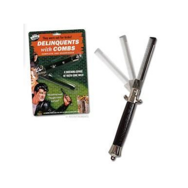 Switchblade Comb Accoutrements Toys & Games