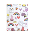 Gay Wedding Charms Card Ash + Chess Greeting Cards