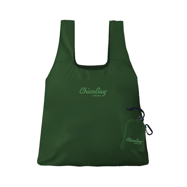 Chicobag Original Tote Bag - Fairway Green ChicoBag Accessories - Reusable Shopper