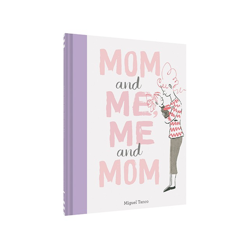 Mom and Me, Me and Mom Book Chronicle Books Board Books