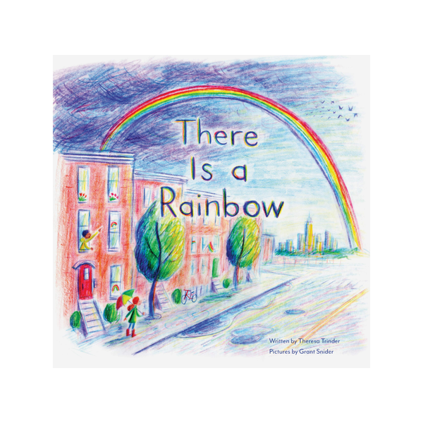 There Is A Rainbow Chronicle Books Books - Children