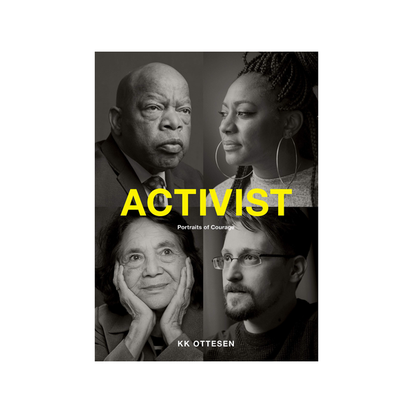 Activist Portraits Of Courage Chronicle Books Books - Other