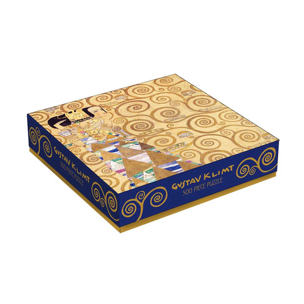 Klimt Expectation 500 Piece Jigsaw Puzzle Chronicle Books Puzzles & Games