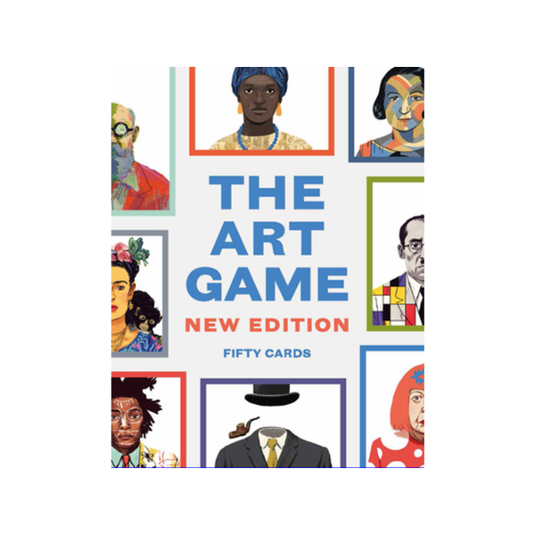 CHR GAME THE ART GAME Chronicle Books Toys & Games - Puzzles & Games