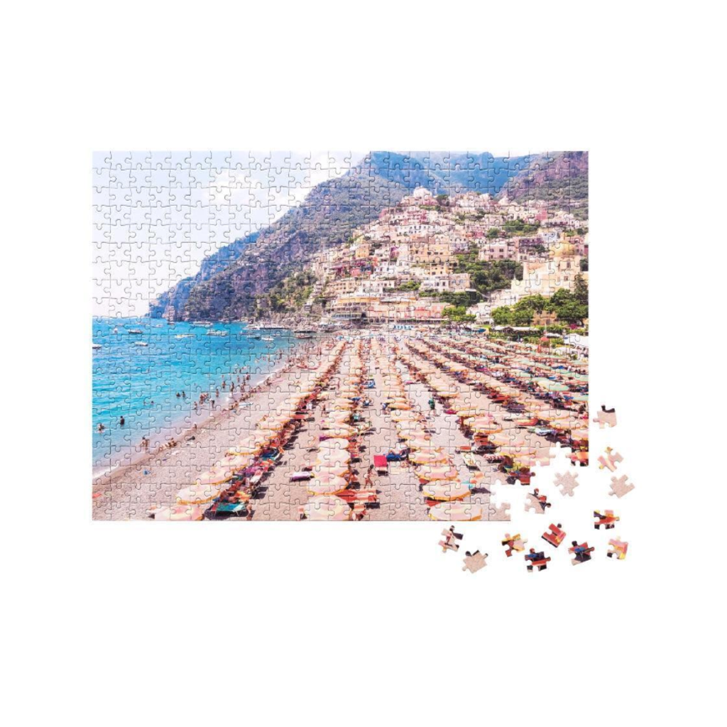 Gray Malin Italy 2-Sided 500 Piece Jigsaw Puzzle Chronicle Books Toys & Games - Puzzles & Games - Jigsaw Puzzles