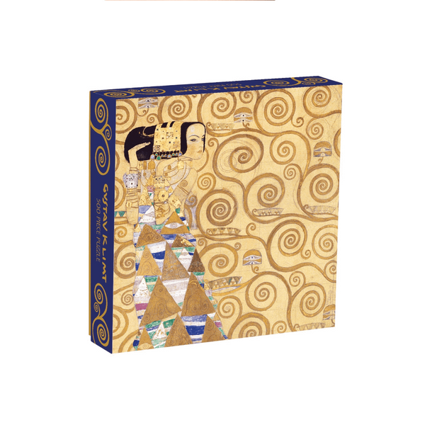 Klimt Expectation 500 Piece Jigsaw Puzzle Chronicle Books Toys & Games - Puzzles - Jigsaw Puzzles