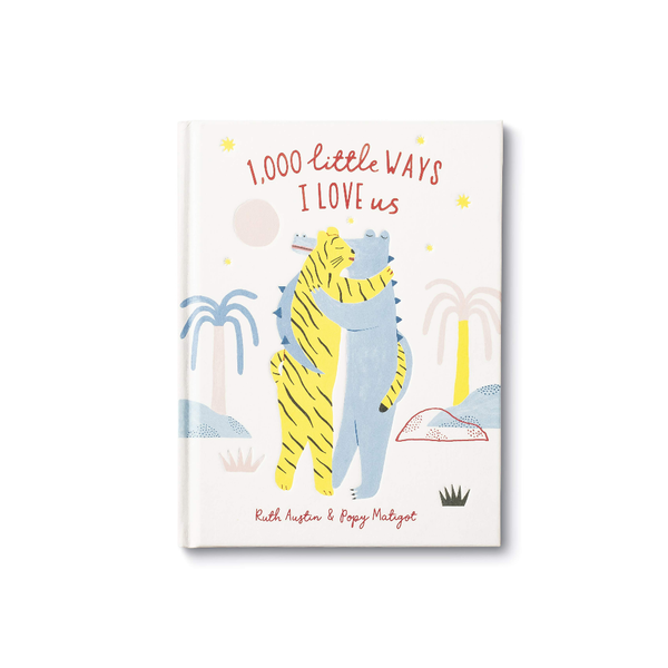 1,000 Little Ways I Love Us Book Compendium Books
