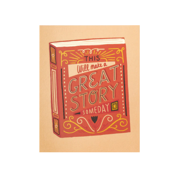Great Story Congratulations Card Compendium Cards - Congratulations