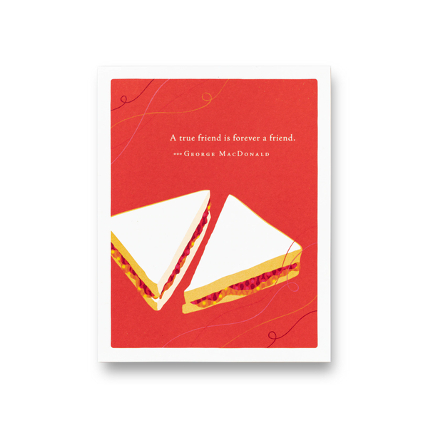 Forever A Friend Friendship Card Compendium Cards - Friendship