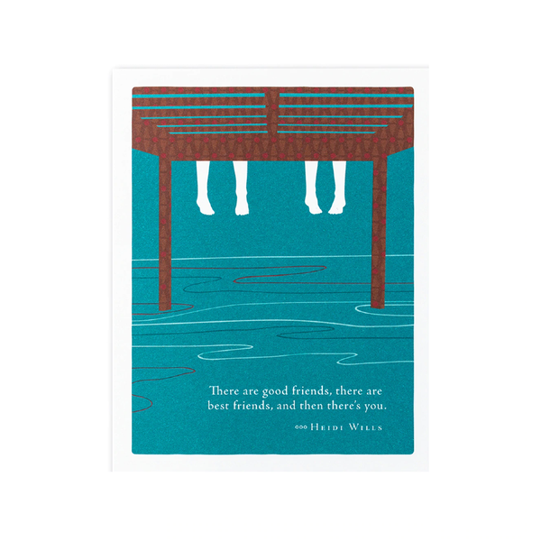 Good Friends Friendship Card Compendium Cards - Friendship