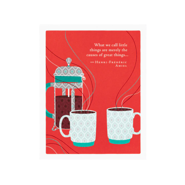 Great Things Thank You Card Compendium Cards - Thank You