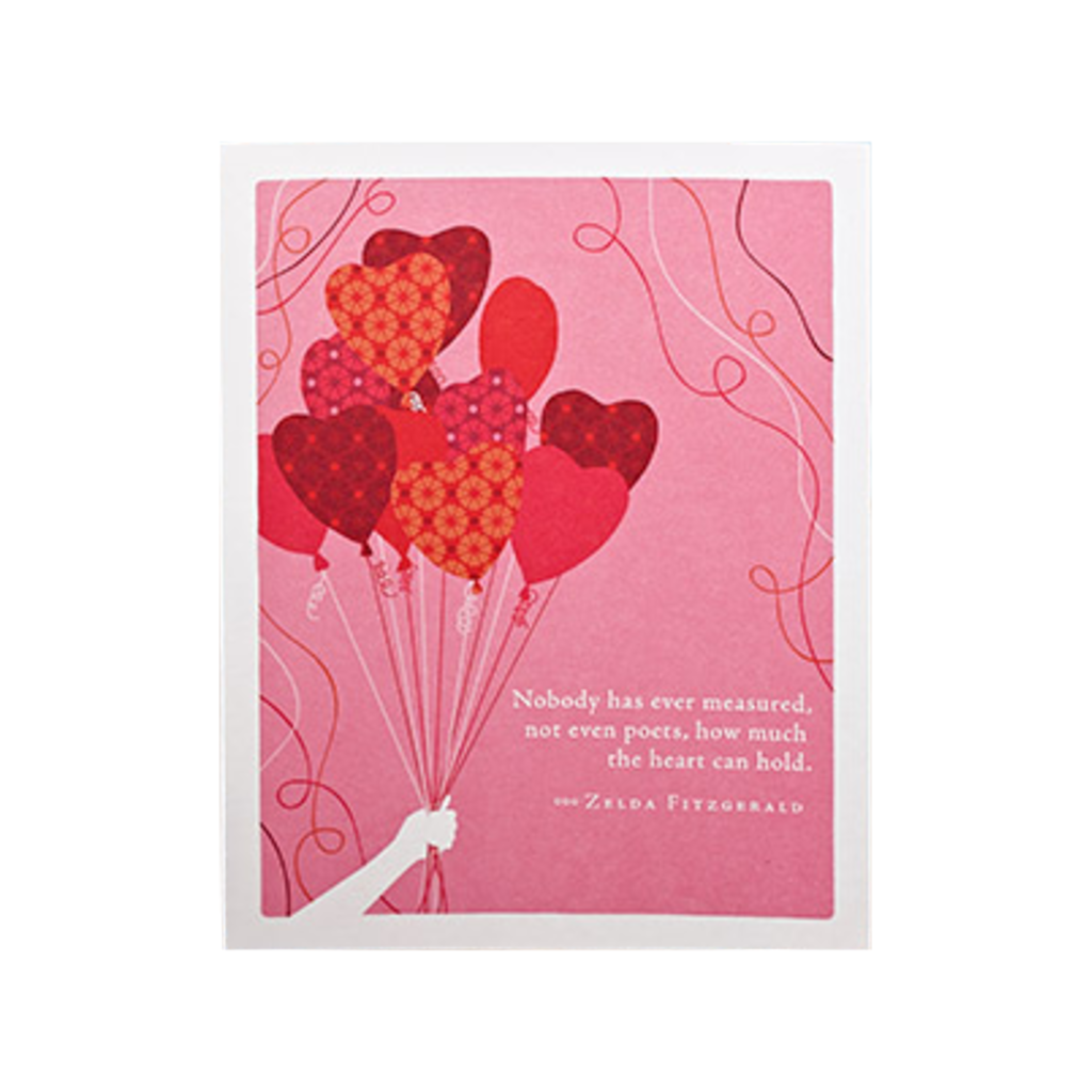 Nobody Has Ever Measured Valentine's Day Card Compendium Cards - Valentine's Day