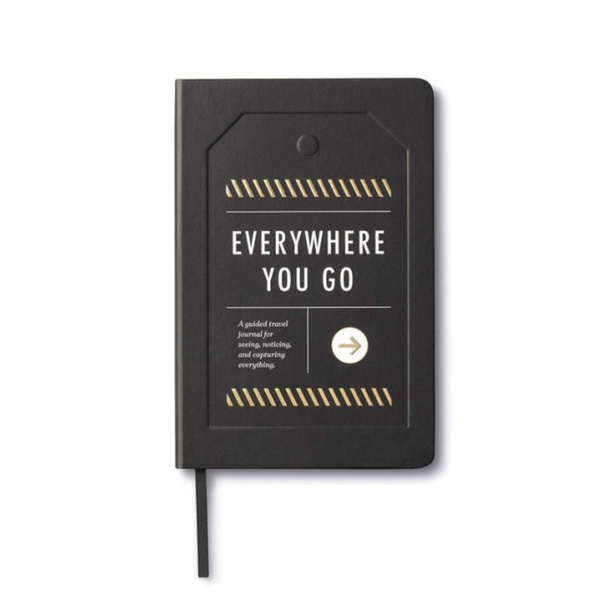 COM BOOK EVERYWHERE YOU GO Compendium Inc. Books