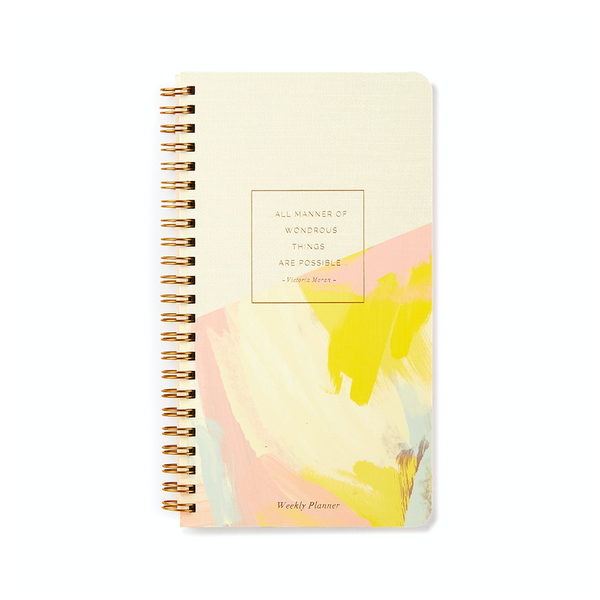All Manner Of Wonderous Things Are Possible Weekly Planner Compendium Inc. Calendars