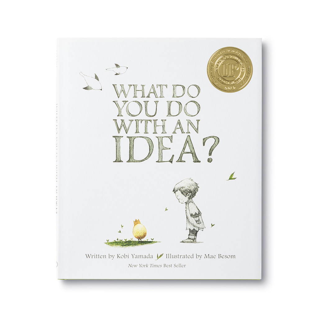Default What Do You Do With An Idea Book Compendium Inc. Children's Books