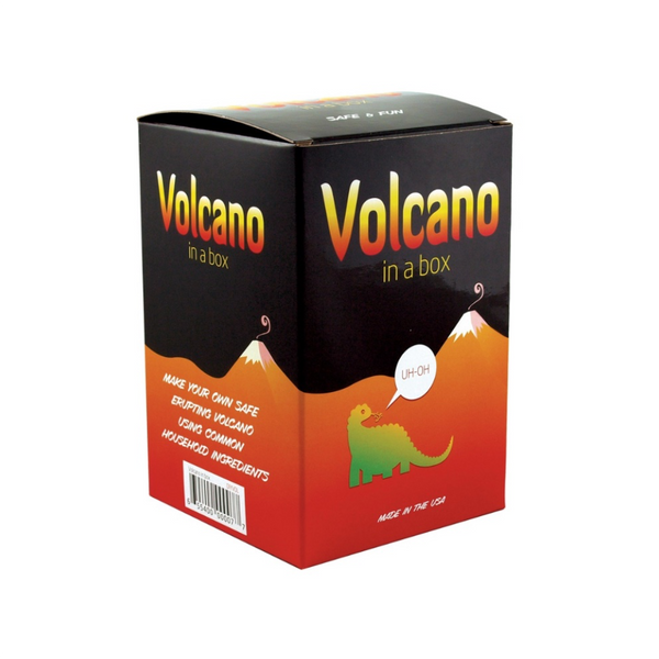 DIY Volcano in a Box Kit Copernicus Toys & Games
