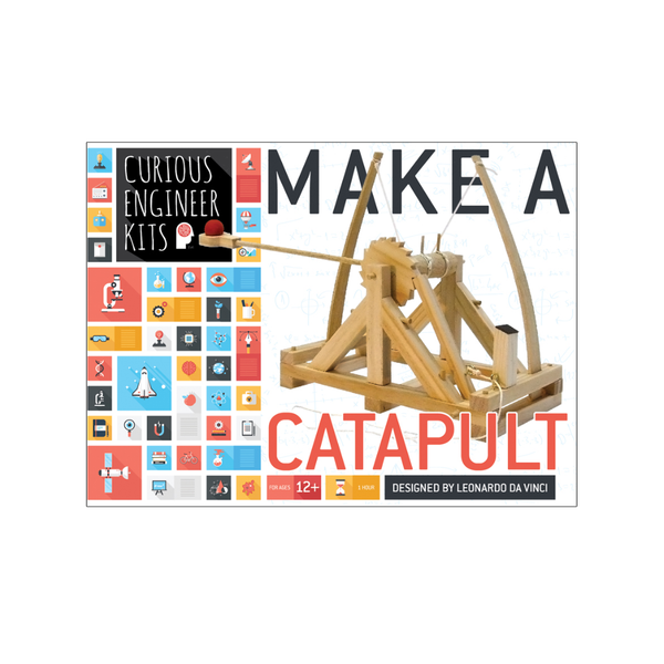Make A Catapult Kit Toy Copernicus Toys & Games - Games