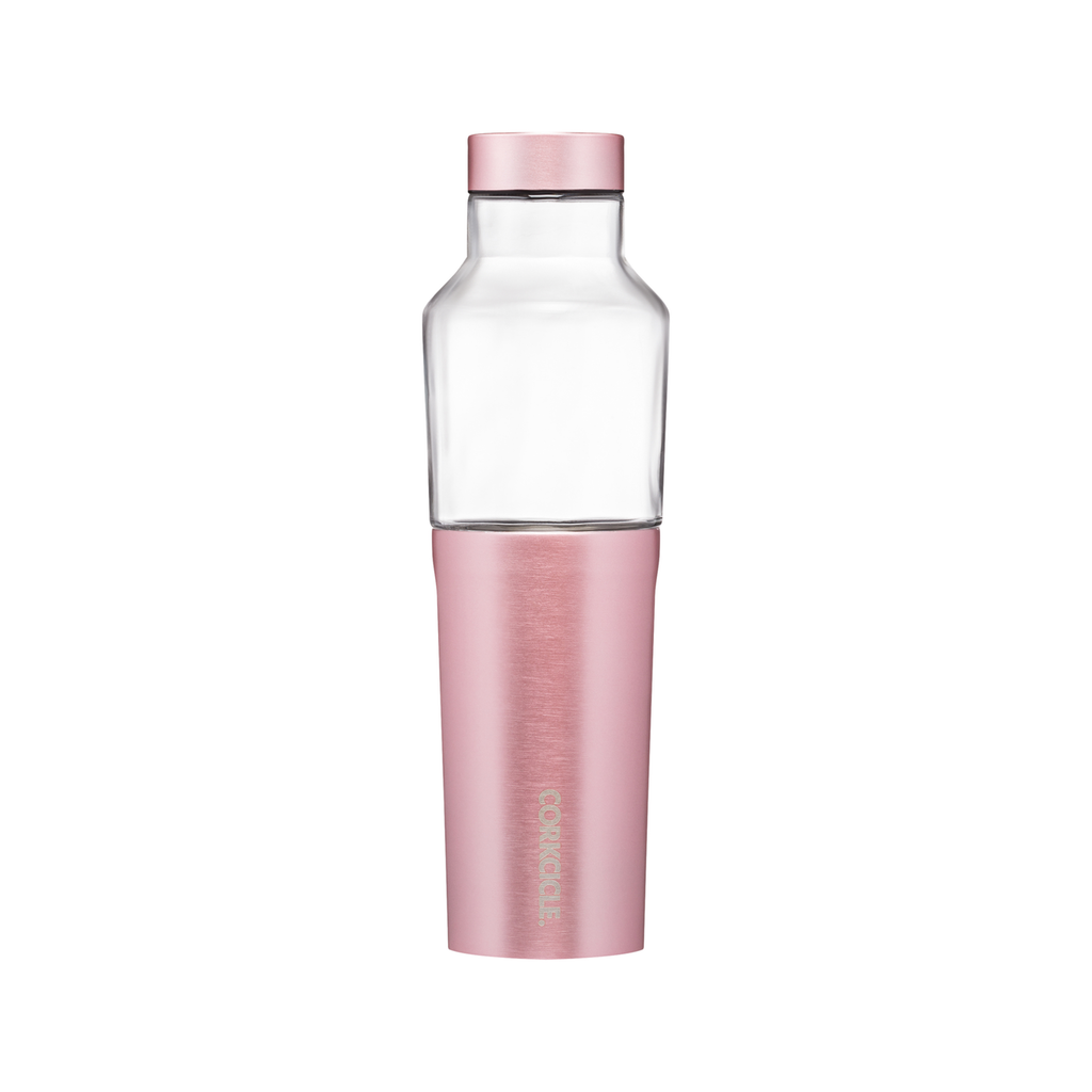 Hybrid Canteen - Rose Metallic- 20 oz. Corkcicle Canteens