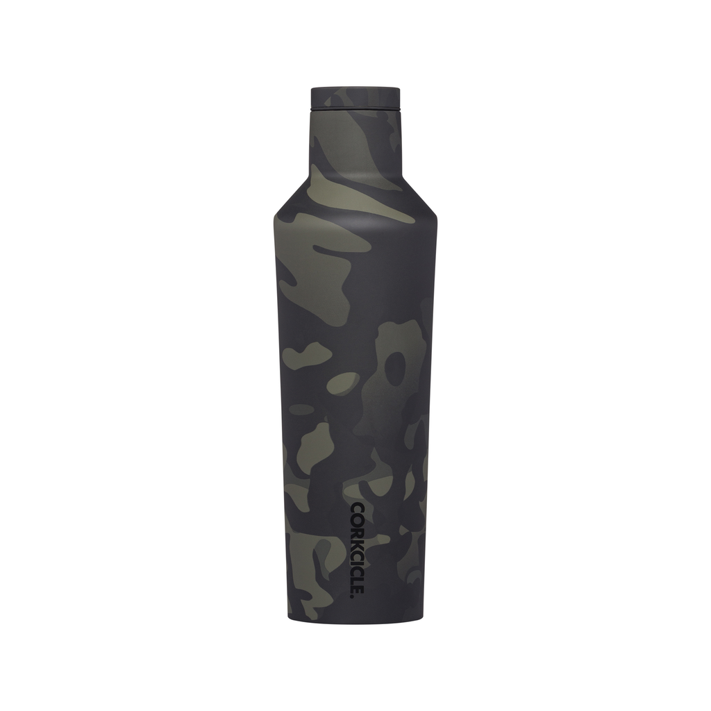MultiCam Black Canteen - 16 oz. Corkcicle Canteens