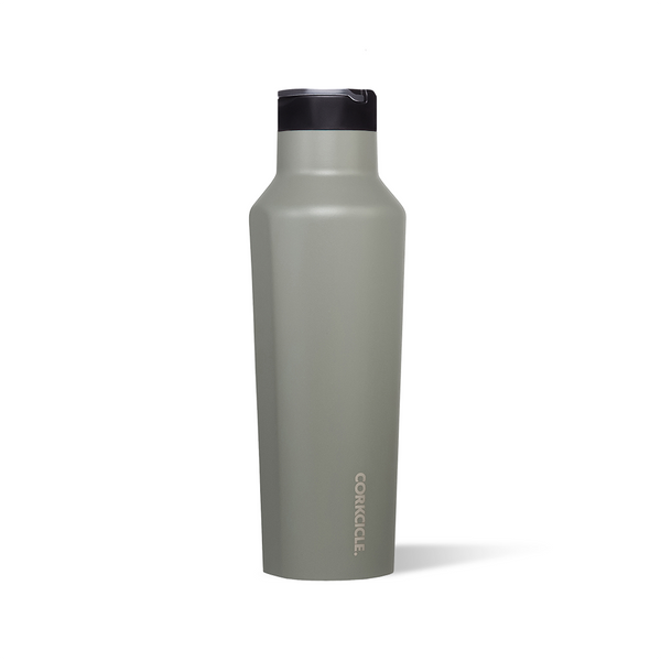 Sport Tactical Grey Canteen - 20 oz. Corkcicle Canteens